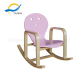Furniture Wooden Chair Rocking Saftly for Kids