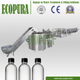 5000b/H Turnkey Bottled Water Filling Line / Complete Pure Water Bottling Machine