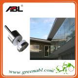 Frameless Glass Spigot for Outdoor Handrail/316 Stainless Steel Glass Spigot