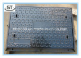 Electric Square Manhole Cover for Building Use