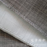 Fire Retardant Linen Compound Fabric for Slipcovers