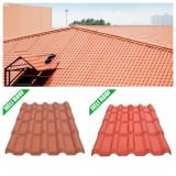 UV-Resistante Artificial Plastic Roof Sheet