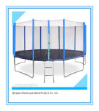 10FT Trampoline with Safety Enclosure for Kids
