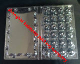 5X6 30units Clear Pet Package Quail Egg Plastic Tray