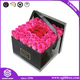 High Quality Raw Material Rectangular Flower Gift Box