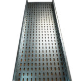 Horizontal Curve Tray Type Cable Tray with Ce Certificate