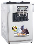 Chinese Factory Table Top Soft Ice Cream Machine Good Price
