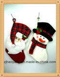 Top Selling Handmade Stocking for Christmas Decoration