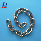 High Quality 8mm Yellow Galvanized Link Chain