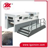 Yw-105e Deep Emboss Press Machine for Golden and Silver Card