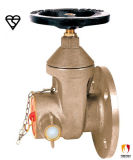 Fire Hose/Hydrant Landing Valve Gate Type with Bsi Kitemark Approved