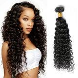 Kinky Curly Hair Weave Bundles 100% Human Hair Extension