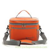 Waterproof 600d Outer Net Pocket Shoulder Strap Insulate Picnic Ice Cooler Bag