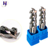 Highly Efficient Solid Carbide End Mills for Aluminum
