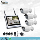 4chs WiFi NVR Kits with 12inch LCD Monitor