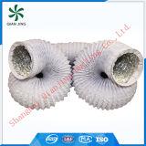 White Combi PVC Felxible Duct OEM