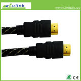 High Speed Digital Communication 1080P Male to Male 1.4 HDMI Cable