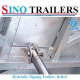 Hot Sale Dumping Tipping Semi Truck Trailer