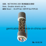 High Frequency Cat5e STP Network Cable