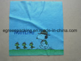 Microfiber Towel and Microfiber Glasses Cleaning Cloth Laminated and Heat Transfer Print