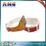 13.56MHz RFID Wristband Watch, RF Protocol ISO 15693, I-Code