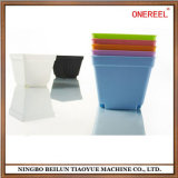 High Quality Colorful Plastic Flower Pots
