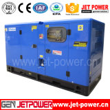 24kw Soundproof Diesel Genset with Perkins Engine Generator Single Phase