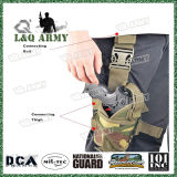 Wholesale High Quality Adjustable Portable Pistol Holster/ Military Gun Bag