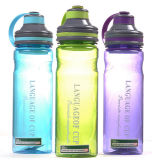 Customized Large Capacity Plastic Shaker Water Bottle with Rope