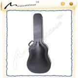 Black Portable Wood Guitar Case for Sale