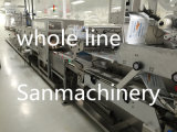Wet Tissue/Baby Wipes Production Line (Box-Motion Type)