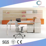 Hot Selling Wood Straight Shape Table Manager Desk Office Furniture