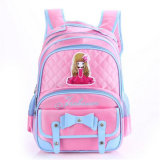 Korean Version of The New 3-6 Grade Children Burden Breathable Fashion Backpack (GB#6021)