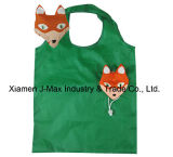 Eco Friendly Reusable Foldable Shopping Bag Promotion Lightweight Handy
