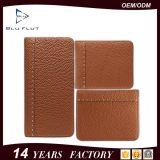 Fashion Hot Sale Men′s Slim PU Leather Card Wallet