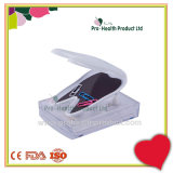Tooth Shaped Desktop Plastic Memo Clip Memo Pad Holder