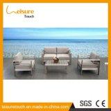 Outdoor Furniture Elegent Poly Wood Patio Furniture Garden Lounge Resort Sofa Product