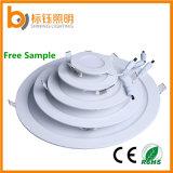 3W-24W Super Thin Round Flush-Mounted LED Panel Lighting (2700-6500K, CE RoHS FCC, 3 years warranty)