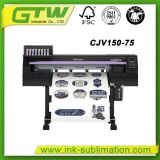 Mimaki Cjv150-75 Large Format Printer for Stickers and Labels Printing and Cutting
