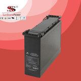 Front Access Terminal Gel Battery Telecom Gel Battery Vgg12-80 (12V80ah)