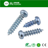 Zinc Plated Galvanized Philip Pan Head Wood Lag Screw
