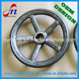 Valve Grey Iron Casting Hand Wheel