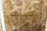 Yellow Color Marble Backlit Yellow Onyx for Hotel Wall Decoration