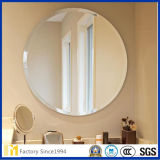 Supplying 1.8mm-6mm Top Quality Side Glass Round Beveled Mirror for Wall Decoration