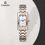 Fashion Lady Elegance Waterproof Quartz Square Wrist Watch 71020