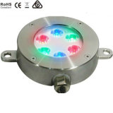 Ce RoHS Wireless LED Underwater Fountain Lights Marine