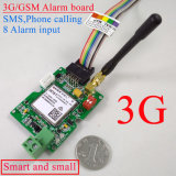 3G Version GSM Alarm Board for Home Security Alarm Wireless Alarm