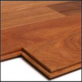 Brazilian Teak (Cumaru) Solid Wood Flooring