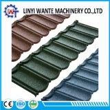 Terracotta Building Material Galvalume Steel Sheet Metal Bond Roof Tile