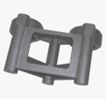 Cast Iron Weight with Sand Casting